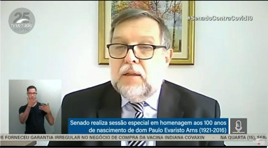 Senador Flávio Arns