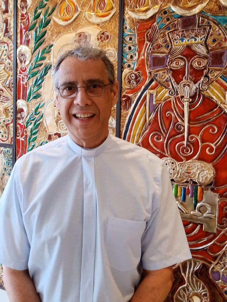 Padre Marcus Barbosa, secretário adjunto de pastoral da CNBB